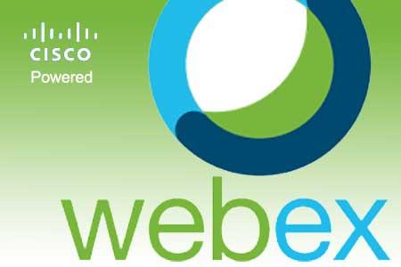 Demonstração Webex